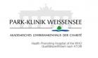 Logo HNO-Arzt, Facharzt für HNO (Hals, Nase, Ohren) : Prof. Dr. med. Hans Behrbohm, Park-Klinik Weißensee, , Berlin