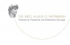 Logo Facharzt für Plastische und Ästhetische Chirurgie : Dr. med. Klaus G. Niermann, Praxis für ästhetisch-plastische Chirurgie, , Wiesbaden
