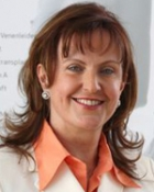 Portrait Prof. Asociat invitat Dr.-medic (RO) Alina Fratila, Jungbrunnen-Klinik GmbH, Bonn, Hautärztin (Fachärztin für Dermatologie),Phlebologie, Allergologie