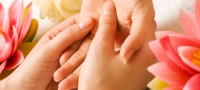 Arme und Hände