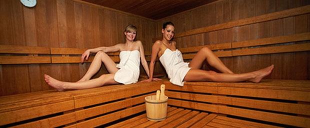 Sauna: Sanftes Workout für die Schönheit