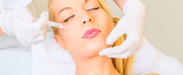 Faltenunterspritzung mit Botox