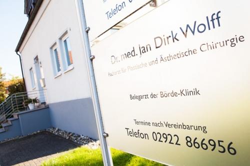 , Dr. Jan Dirk Wolff, Medical Harmonie, Klinik für plastische und ästhetische Chirurgie, Werl, Facharzt für Plastische und Ästhetische Chirurgie