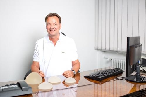 , Dr. Ralf Frönicke, München, Gynäkologe (Facharzt für Gynäkologie)