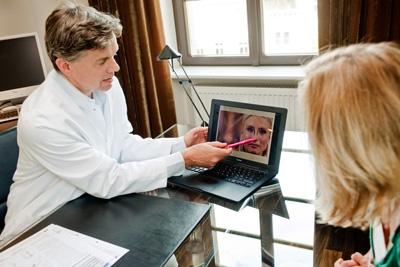 , Prof. Dr. med. Werner Heppt, Städtisches Klinikum Karlsruhe, Hals-Nasen-Ohren-Klinik, Plastische Gesichtschirurgie, Karlsruhe, HNO-Arzt, Facharzt für HNO (Hals, Nase, Ohren)