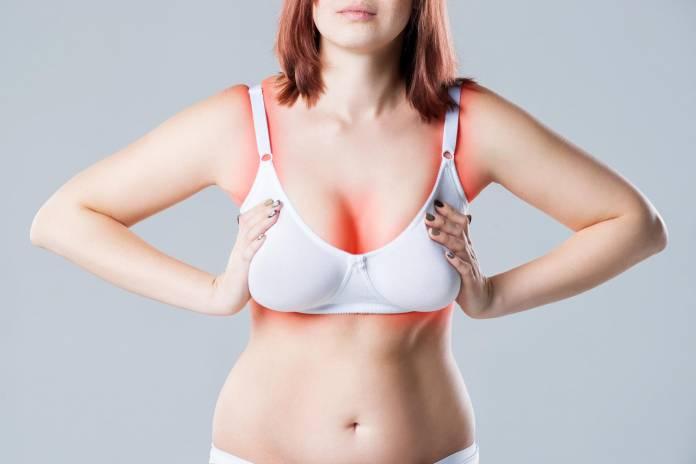 gewicht brust körbchengröße